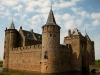 A real life castle with a moat and drawbridge! Muiderslot castle outside of Amsterdam.