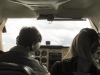 Flying in a plane with Preston and Liz from Blaine to Winona.