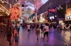Freemont Street Experience.