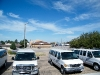 All of our vans in Martin, South Dakota.