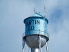 Martin, South Dakota watertower.