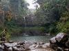 Waterfall at Twin Falls in Maui.