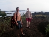 Preston and I in Hawaii.