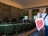 Katy and I in Independence Hall.