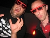 Nate and I at the 4-D movie theater.  Yes, I did say 4-D.  It was a 3-D movie with moving seats and other physical effects.
