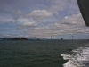 The Bay Bridge, San Fransisco.