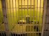 A cell in Alcatraz.