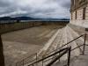The play yard at Alcatraz.