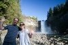 Tiffany and I at Snoqualmie Falls.