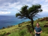 Me at the Lahaina Pali Trail, Maui, HI.